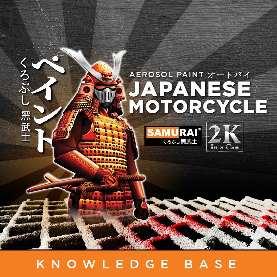 SAMURAI PAINT KNOWLEDGE BASE